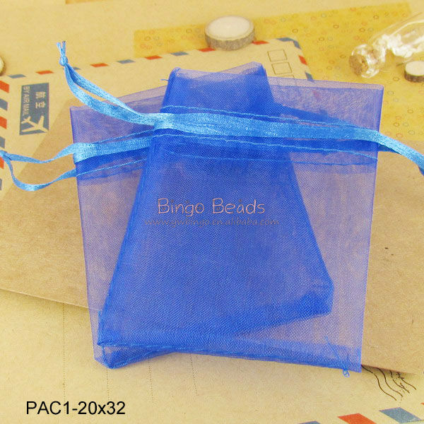 3x4 Black Organza Jewelry Gift Pouch Bags Great For Wedding Favors Sachets Beads Jewelry And More