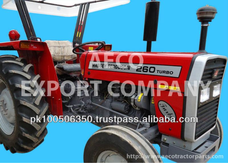 Pakistan Tractor - Mf 260
