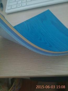 the same as gerflor taraflex sports flooring with blue wood