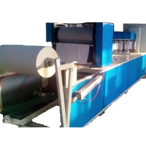 Embossed napkin tissue paper folding machine prices