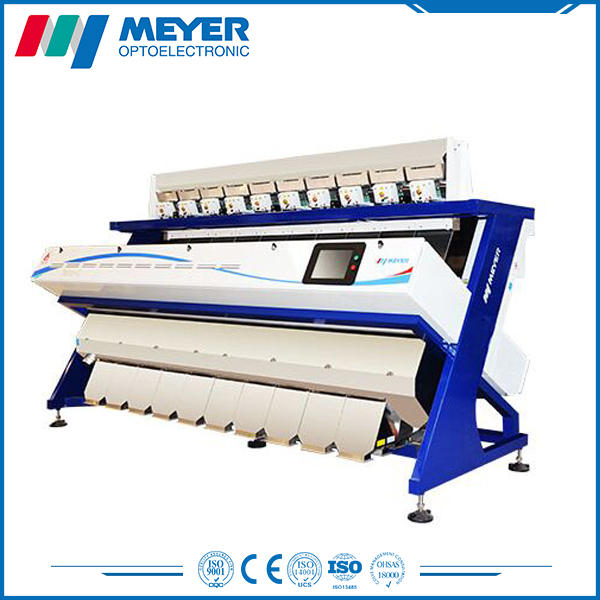 High-tech ccd camera color sorter ejector,rasin color sorter machine