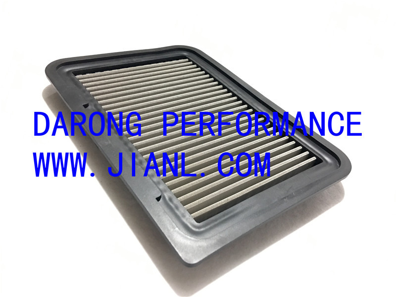 DR2360 Performance Air Filter Replacement High Performance Flow Drop-In Panel Dry Air Filter