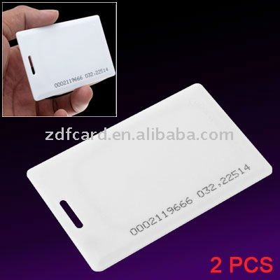 Contact chip Card For brand inkjet printer