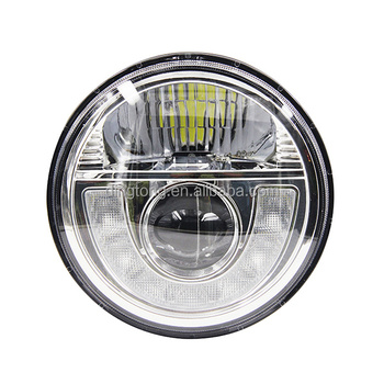 e approved dot 7 led headlamps jeep motorcycle headlamp buy 7 led headlamps jeep motorcycle. Black Bedroom Furniture Sets. Home Design Ideas