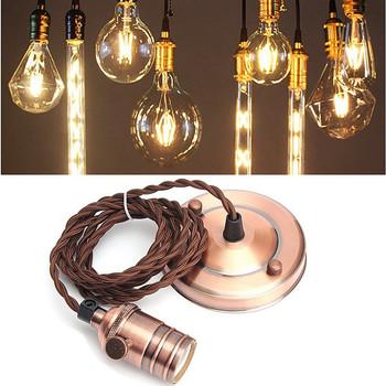 vintage style light bulb accessory e26 e27 b22 brass lamp holder