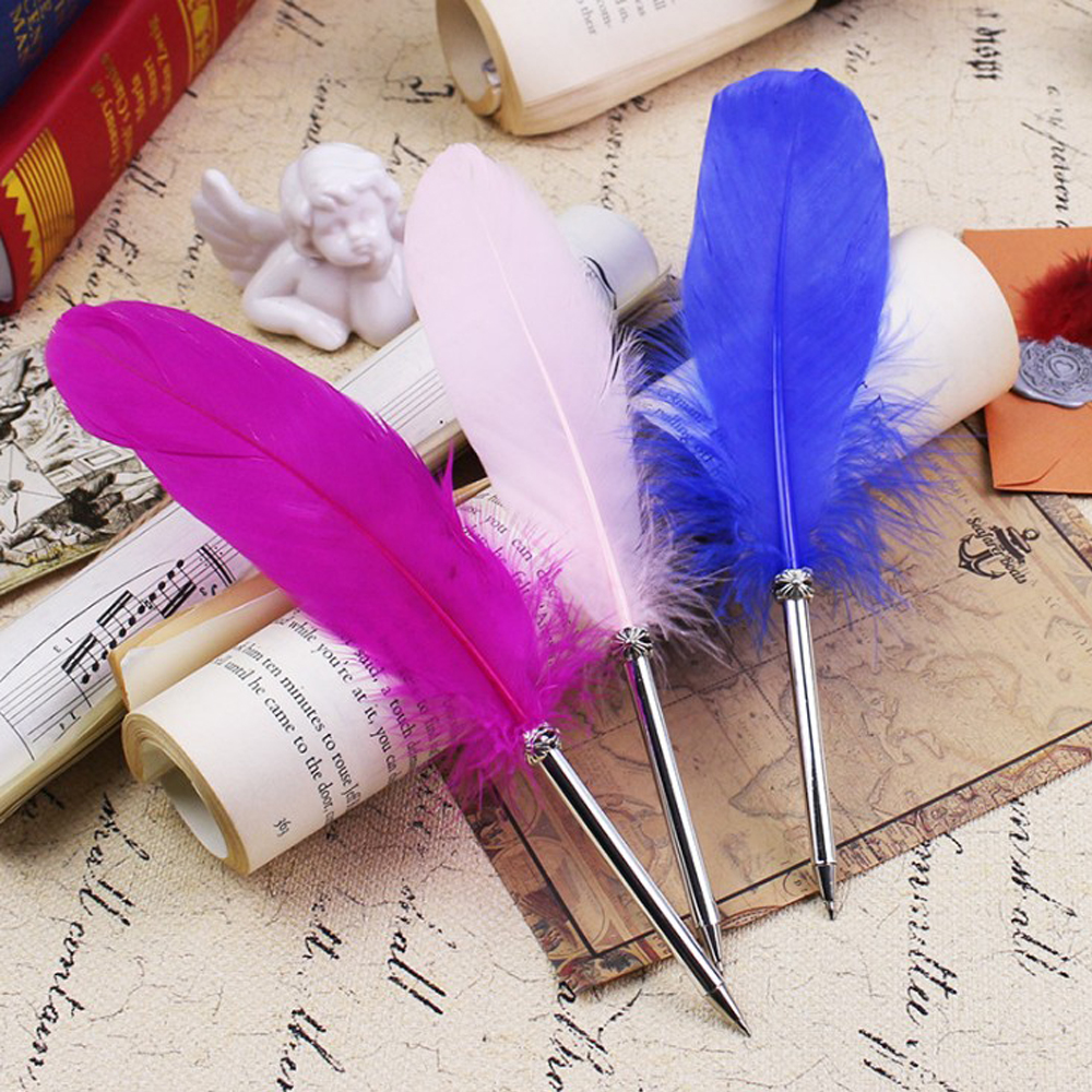 Feather Bird Pen, Feather Bird Pen Suppliers and Manufacturers at ...