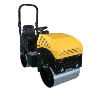High Quality 1 Ton Mini Asphalt Road Roller For Sale