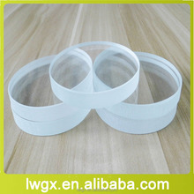 Round Thick Diameter 267mm glass block for Flange window, the Industrial container