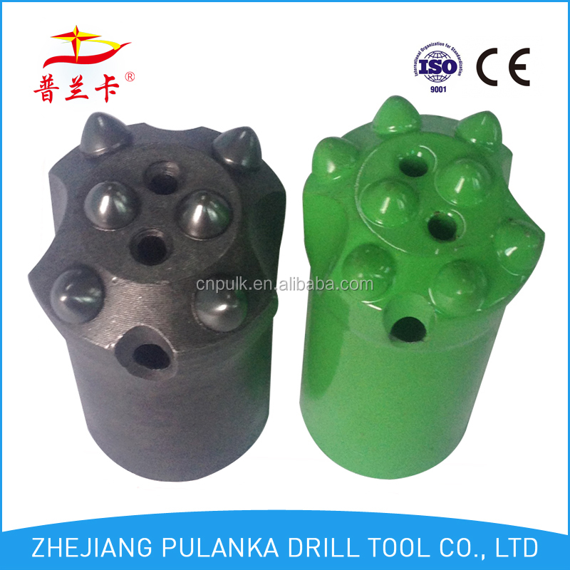 41mm 6,8 buttons 7/11/12 degree tapered sds hammer drill bit