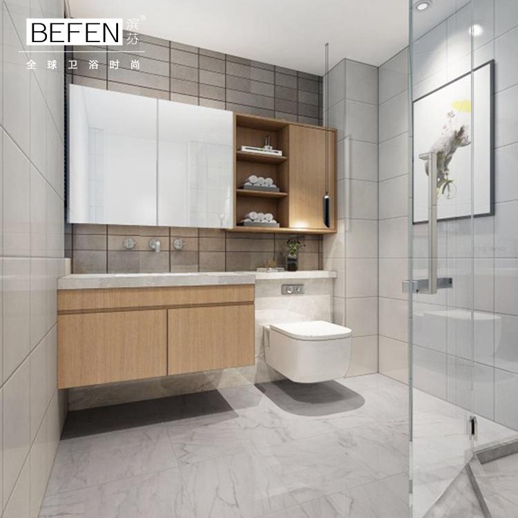หรูหราจีนผู้ผลิตเต็มชุดการออกแบบห้องน้ำที่กำหนดเอง
