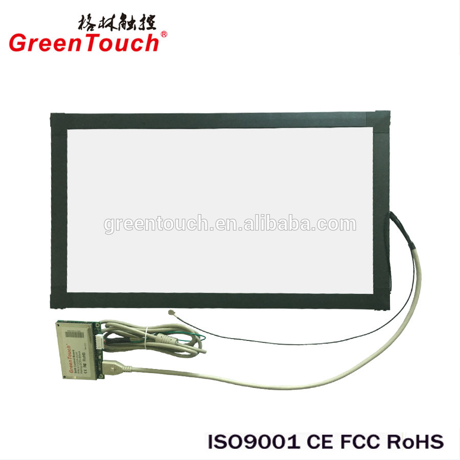 Touchscreen 22 zoll elo touch kits für lcd led open frame monitor terminal maschine