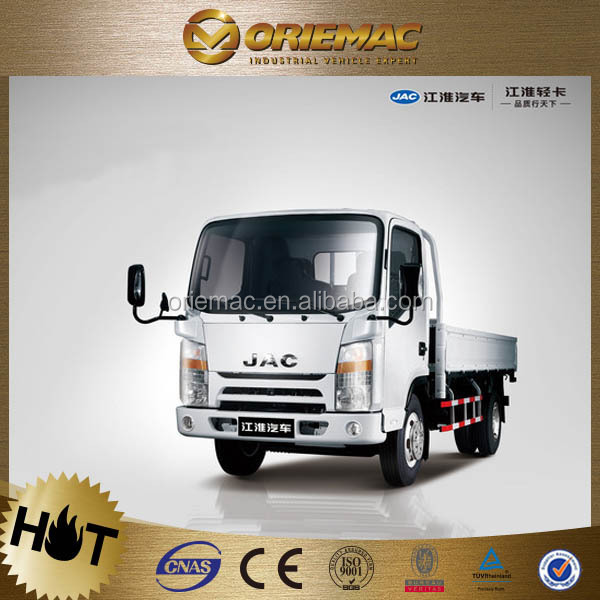 JAC N-Series 4x4 3.5 ton mini pickup truck