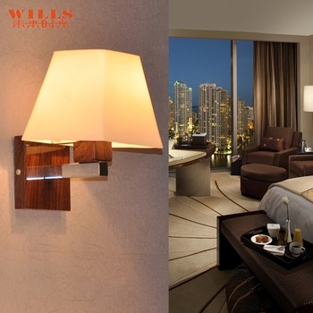 hotel modern funky hotel room wall lamp simple style whole sale