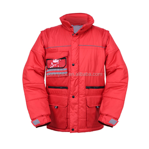 OEM factory worker clothes cold weather jacket