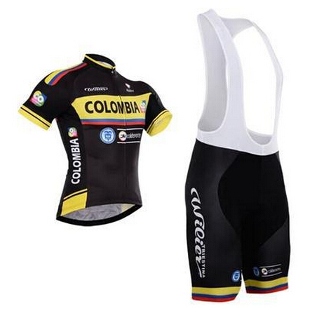 Pop Studio colombia Term Men Cycling Jersey Breathable