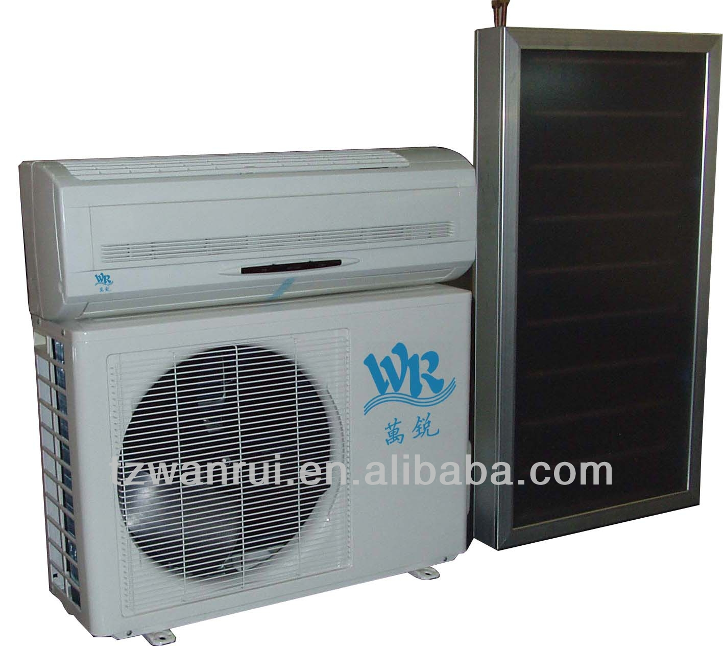 SAA approved DC inverter solar air conditioner