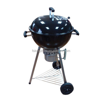 classic barbecue grill charcoal apple kettle weber bbq stove buy classic barbecue grill apple. Black Bedroom Furniture Sets. Home Design Ideas