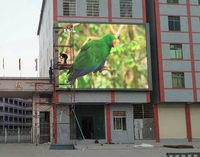 Outdoor Commercial Advertising LED Display