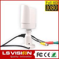 LS VISION color security camera cmos sensor pc camera color bullet cctv camera
