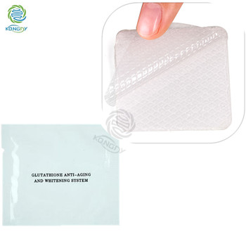 Wholesale Best skin glutathione patch label hot selling natural whitening patch