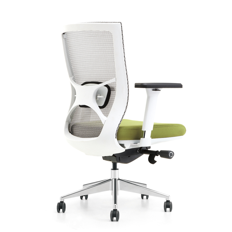 Mesh back with moulded foam seat Material modern office chair