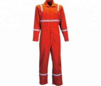 100% Cotton Safety Coverall high visibility workwear