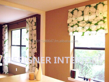 Fabulous Top Quality Gorgeous Country Cottage Floral Curtains With Pinch Pleats And Roman Blinds Buy Floral Printed Living Room Curtain Product On Beutiful Home Inspiration Aditmahrainfo
