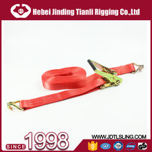 2 inch 50mm 5T straps truck ratchet tie down 4 pack cheap ratchet straps for cargo transportation