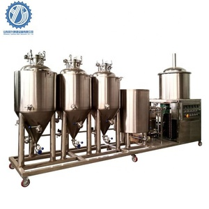 100L complete beer home brewing tank brewery equipment price