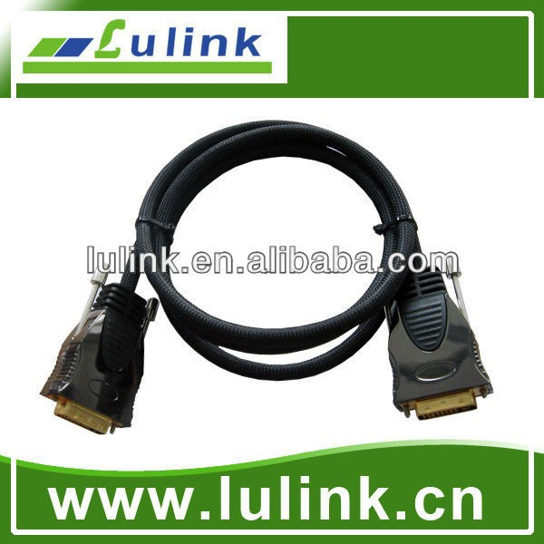 Advanced DVI to DVE cable,24+1M/M cable