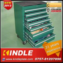 Kindle 31 years experience roller Customized tool boxes for car trunk with drawers