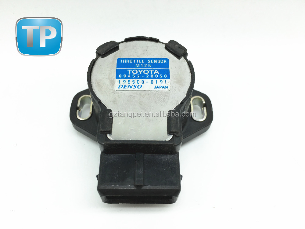 Genuine Toyota 89452-20050 Throttle Position Sensor