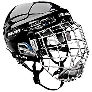 7717f71564f Get Quotations · Bauer 5100 Hockey Helmet with Cage Black size Large by  Winners Circle