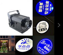 Indoor 30W led gobo projector/ colorful gobo light