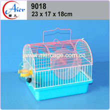 Factory supplier pet product rat hamster cage house