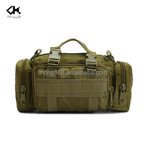 High quality camouflage military small tactical bag