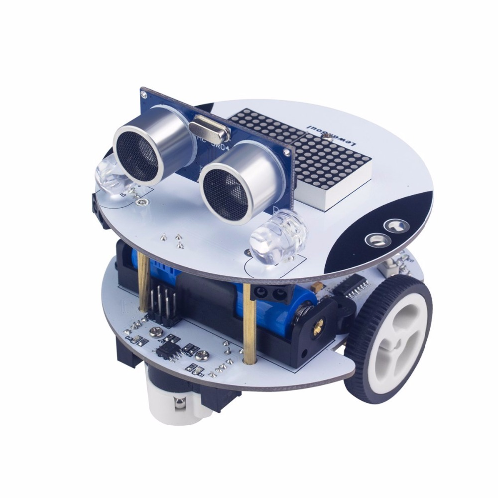 STEM learning robot for arduino, wireless romote control , IQ education equipment,Wifi smart programmable toy car