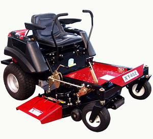 XD 40-inch (101cm) Ride on mower Briggs & Stratton- Garden machine