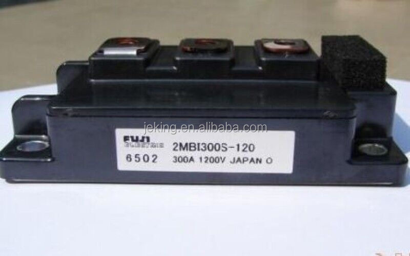 1200V / 300A 2 in one-package IGBT 2MBI300S-120