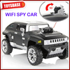 GT-330C Electric Spy Video Iphone Wifi RC Car with Camera metal rc car