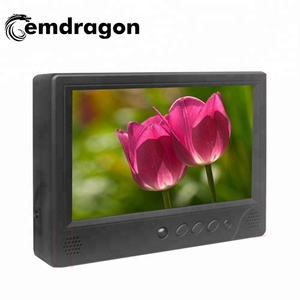 9 inch TAXI HANGING SINGLE HD ADP LCD digital signage wifi 3g vedios high quality ad player android car dvd player