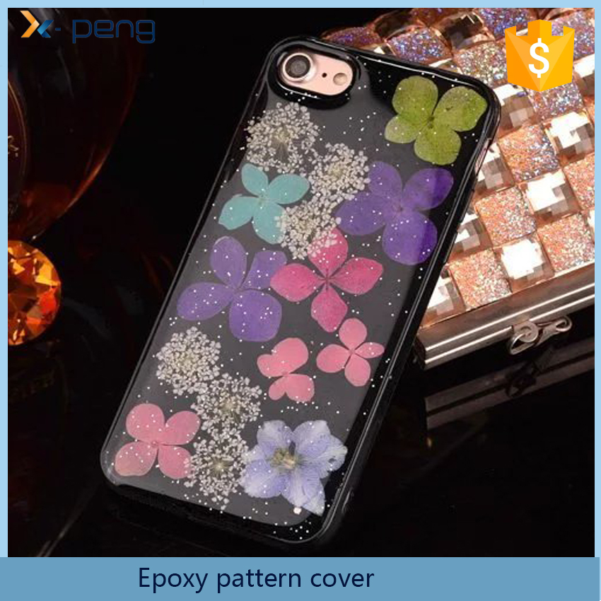Fashion style Expoy Pattern Protective mobile phone cover for samsung galaxy j7 2016