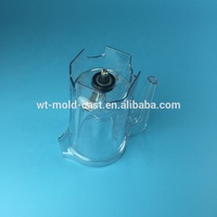 Good Quality Pc/pmma Material Model Clear Plastic Injection Molding Transparent Parts
