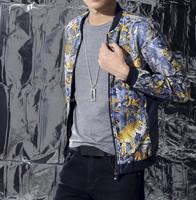 luxury fashion brando leather jacket with your design