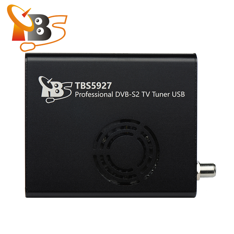 Digital <strong>HD</strong> <strong>Satellite</strong> <strong>TV</strong> Receiver TBS5927 Professional DVB-S2 <strong>TV</strong> <strong>Tuner</strong> USB Box for PC