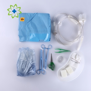 Medical consumables Disposable Custom gynecology products surgical kit