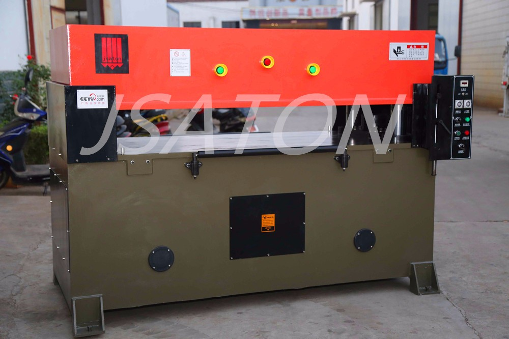 High quality precise hydraulic die cutting machine/shoe cutting machine