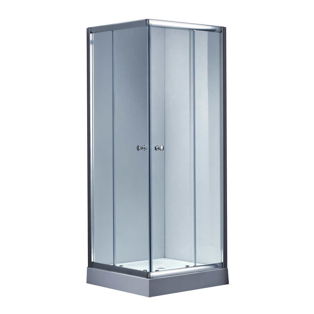 Poland cheap aluminum frame bath shower cabin