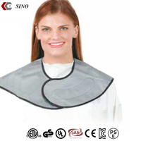 hair cutting collar salon bib hair coloring plastic cape Manufacturer OEM Wholesale and make to order