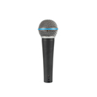 Dynamic Handheld Vocal karaoke Wired Microphone for Professional singing High Quality Beat 58 Sm 58